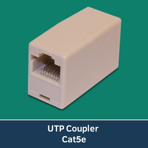 UTP-Coupler-Cat5e